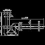 Сифон для умывальника Alcaplast A45F-DN32
