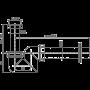 Сифон для умывальника Alcaplast A45F-DN40