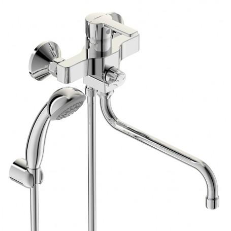 Смеситель для ванны/душа с длинным изливом VIDIMA UNO BA239AA