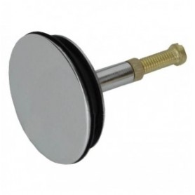 Заглушка компл. металл (сифоны для ванн A55K, A56K)