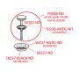 Прокладка A55 (сифоны для ванн A55K, A56K) AlcaPLAST S0335-ND