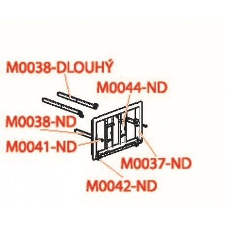 Фиксатор толкателя M0044-ND