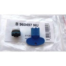 Аэратор для смесителей Актив M16,5х1, пластиковая часть Vidima B960497NU
