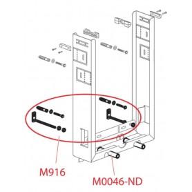 Адаптер для крепления рамы AlcaPLAST M916