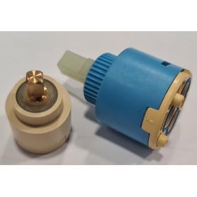 Переключатель картриджный  душа комплект (ф25+ф35) TEKA R802703